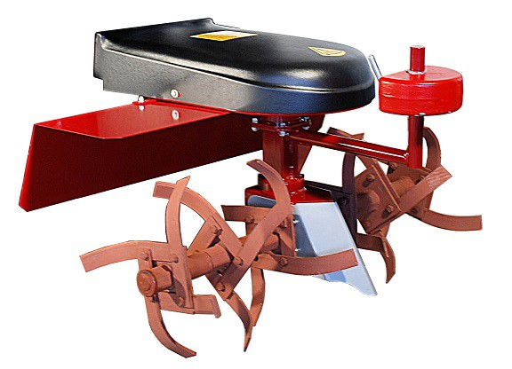 Rotační kypřič ROT (rotavátor) pro stroj Panter Dakr