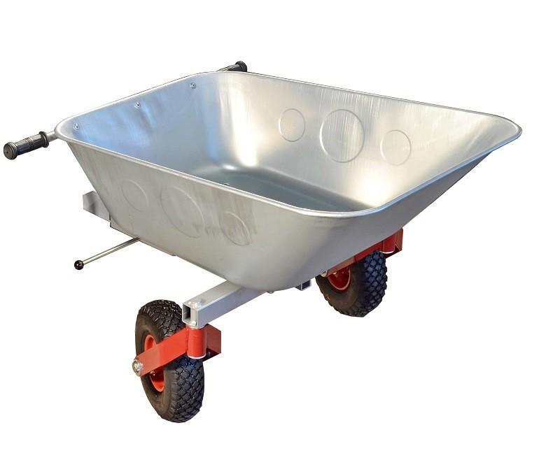 Nástavec  vozík VD 100 pro stroj Panter Dakr