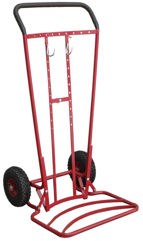 Multifunkční ruční manipulační vozík (rudl) Dakr