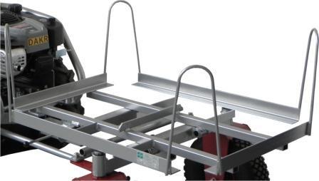 Korba na přepravky pro podvozek řiditelného vozíku KOR 220 Dakr
