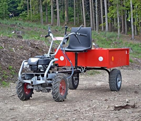 Vozík Vares HV 220/S pro stroj Panter Dakr
