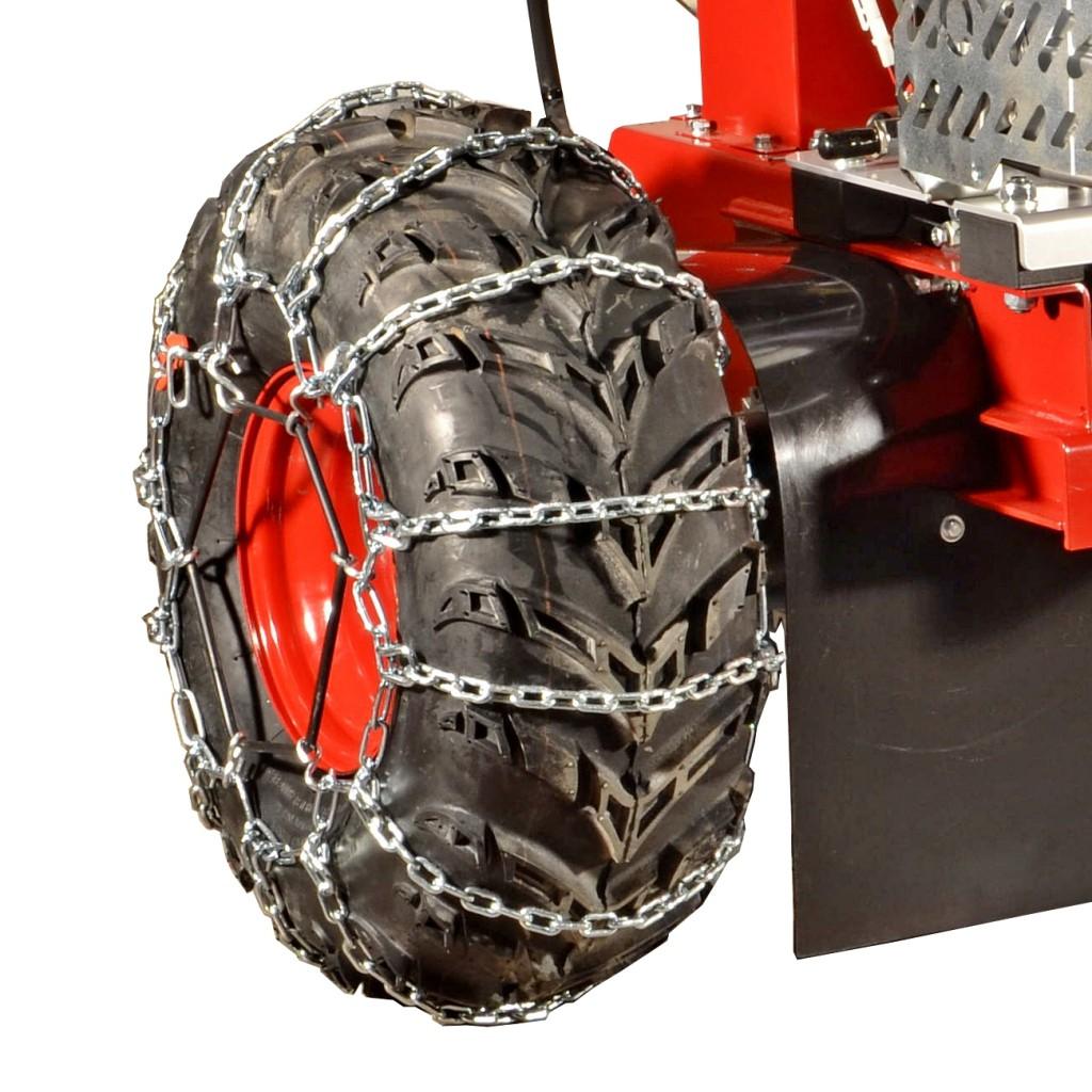 Řetězy pro Panter FD-3 Dakr