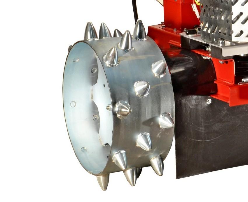 Svahová ocelová kola pro pohonné jednotky FD-3 Dakr