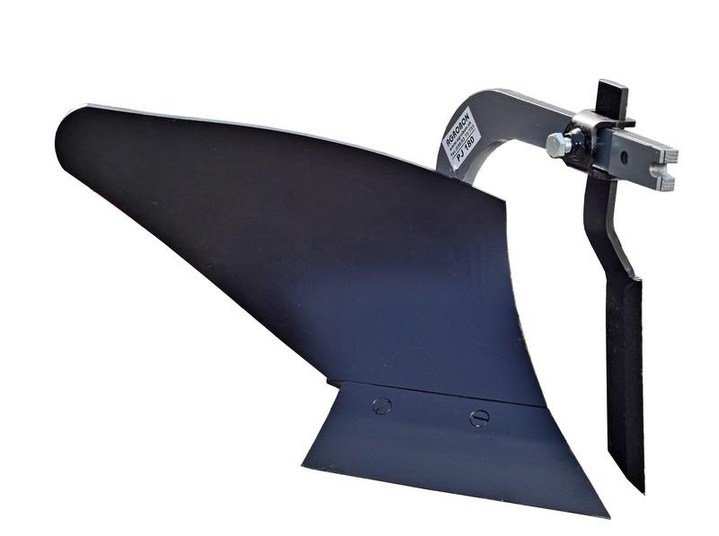 Pluh jednostranný pravý PJ 180 s krojidlem Dakr