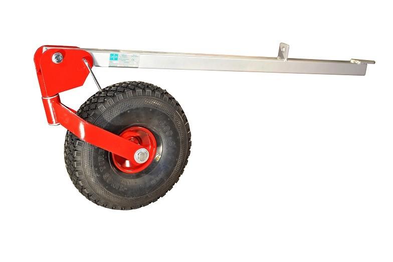 Transportní kolo pro diskové sečení Panter DZS 125 Dakr